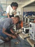 Regolatore dell'invertitore della casa del comitato solare con il regolatore di 30A-100A MPPT in una casella