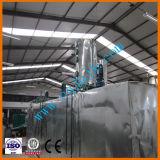 Aceite de motor vendedor caliente de la destilería del petróleo inútil del bajo costo que recicla la máquina