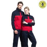 Куртка Workwear электрика, кальсоны Workwear для износа работника магазина автомобиля 4s