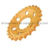 Roda dentada da alta qualidade para rodas dentadas da máquina escavadora da mineração do fornecedor de China do Assy de Sprock da trilha da máquina escavadora da escavadora
