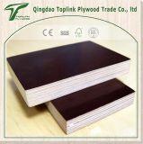 Película de Brown Contrachapado con uso para la construcción / Materiales de construcción Construcción