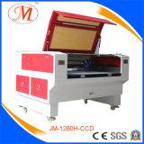 Quente-Vendendo a única máquina do laser Cutting&Engraving da cabeça (JM-1280H-CCD)