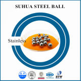 esfera 304 de aço inoxidável de 2mm com boa qualidade