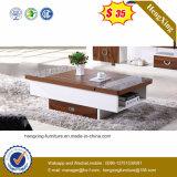 Piccole forniture di ufficio concentrare laterali di legno del tavolino da salotto (HX-CF017)