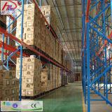 Estante selectivo de la paleta del almacenaje del metal del almacén