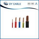 450/750 de fio isolado PVC resistente ao calor elevado da casa do fio do HIV