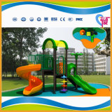 Комплекты спортивной площадки дешевых малышей изготовления верхней части Китая напольные для сбывания (HAT-001)