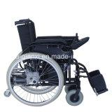 연장자를 위한 지능적인 폴딩 전자 휠체어