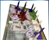 Zahnmedizinischer Klinik-Hilfsmittel-Zahnarzt-Gebrauchzahnmedizinischer Gutta-Scherblock