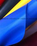 Tela incatramata rivestita del tessuto del poliestere del PVC di vendite calde