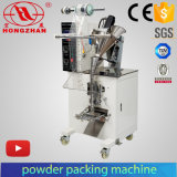 Operação fácil vertical automática da máquina de empacotamento da potência do café