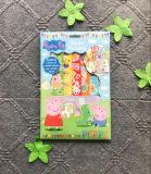 Aangepaste Opnieuw te gebruiken Stickers en een Album van de Sticker voor Kinderen