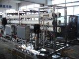 Traitement des eaux d'osmose d'inversion d'EDI plaquant la plante aquatique ultra pure