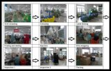 Iram 승인 OEM 공장을%s 가진 2 편평한 Pin 전원 플러그 PVC 물자
