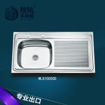 Шар Wls10050-E раковины кухни одиночный