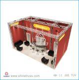 Beweglicher fehlerfreier Binder-Lautsprecher-Binder-Aufsatz-Standplatz-Aluminiumbinder (C07)