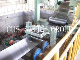 Dx51d Folhas de aço carbono galvanizado em bobina / chapa galvanizada