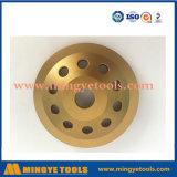Disco de moedura da roda de moedura da roda do copo de PCD/PCD/PCD