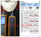 Câble d'acoustique de connecteur de câble de transmission de câble de caractéristiques de câble de la série Utpcat6/Computer du câble LAN CAT6