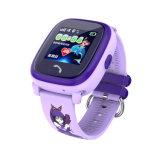 IP67 het waterdichte GPS van de Prijs Fatory Slimme Horloge van Jonge geitjes met Kaart SIM