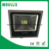 LED 플러드 빛 IP5 옥외 30W 투광램프 옥수수 속