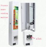 Tejidos máquina expendedora y máquina expendedora del preservativo
