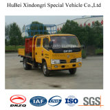 Dongfeng DFAC Dfm 8-12mの油圧縦の空気の働きプラットホームのトラック