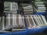 Bobina de aluminio del condensador del tubo