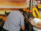 Supérieur Conduire-sur le compacteur de rouleau de route des prix, rouleau lisse de roue dans les machines, rouleau simple utilisé de tambour de machines