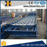 Kxd 960の鋼鉄によって艶をかけられるタイルの屋根ふきシート機械装置を作る他の建築材