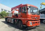 la dépanneuse 4X2 6 tonnes de grue télescopique a monté avec le prix de camion