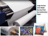 Alto papel de rodillo enorme de la transferencia 66GSM para ms Printer