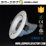 pouce DEL Downlight DEL ultra mince Downlight de 20xbt DEL 6