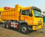 caminhão de tipper 6X4 FAW, caminhão de descarga FAW, caminhão FAW