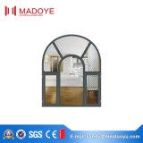 Florida Standard China Supplier Aluminium Profile Glazed Hurricane Impact Casement Windows