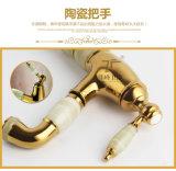 Faucet extraível da bacia do jade novo do projeto (Zf-M03-3)