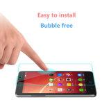 Протектор экрана свободно оптового телефона пузыря стеклянный для Zte V7 Макс