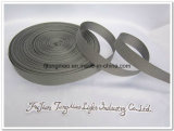 cinghia grigia della tessitura del poliestere 150d/300d per i sacchetti