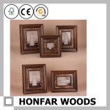 Het Schilderen van het Frame van de Foto van de familie Houten Frame
