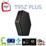 T95z plus S912 Doos van 6.0 TV van de Kern van Pendoo Amlogics9912 Amlogic S912 Octa de Androïde Kodi T95z plus 2.4G 5.8g WiFi 1000m /LAN