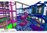 Equipos de juegos infantiles interiores temáticos con certificado TUV