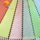 Spitzenverkaufenform Tuch des PU-Leders für Kleid Fpe17m6n