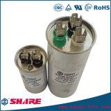 Cbb65 450V Acionando Condicionador de Ar Condicionado Condensador de Metal Cap
