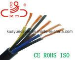 De Kabels van het alarm 24AWG/6c
