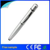 Freier kundenspezifischer Firmenzeichen-Metallschreibkopf-Feder-Flash-Speicher 16GB