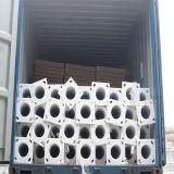 De ZonneStraatlantaarn van uitstekende kwaliteit Pool van het Aluminium