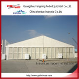 Grandes tentes de chapiteaux avec le mur en verre d'ABS pour des noces