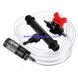 Injecteur de mélangeur de l'eau de l'ozone de tube de venturi d'irrigation de 3/4 pouce pour l'agriculture de jardin