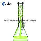 Труба водопровода трубы выключателя вала стеклянная куря (ZY004)