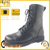 Классические ботинки боя армии конструкции для людей
